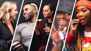 Brodie Kane chats with Jason Derulo, Keri Hilson, Sisqo and Brandy ahead of Friday Jams Live!