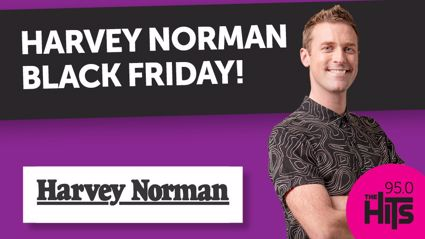 Black Friday at Harvey Norman Mount Maunganui