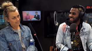Watch Jason Derulo sing stunning Andrea Bocelli cover live in The Hits studio