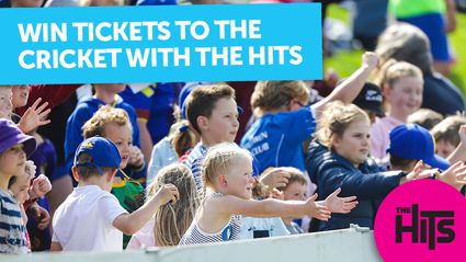 Win tickets to the cricket!