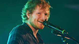 These are 10 best tracks from the last 10 years: Ed Sheeran