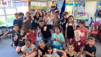 Celebrity Classroom - Room 24 Westbrook