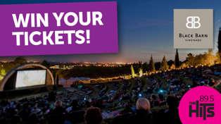 Win tickets to Black Barn OpenAir Cinema