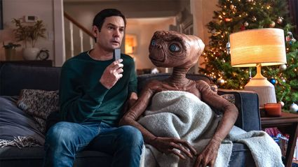 Adorable Christmas advert reunites E.T. and grown up Elliot after 37 years
