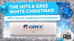 WIN an Air Conditioning Unit!
