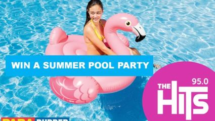 WIN A SUMMER POOL PARTY AND A BRAND NEW POOL!