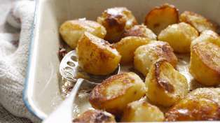 Jamie Oliver shares his simple trick for cooking the perfect Christmas roast potatoes