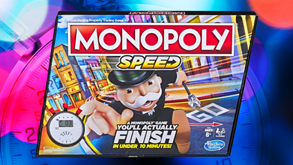 Monopoly releases new edition of board game that only take 10-minutes to play