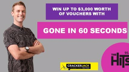 GONE IN 60 SECONDS WITH CRACKERJACK