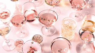 It turns out rosé wine subscriptions exist and we so want one for the summer