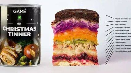 It turns out you can now buy a can filled with an entire Christmas dinner