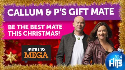 Callum & P's Gift Mate