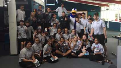 Celebrity Classroom - Pukaki 4 Rotorua Intermediate