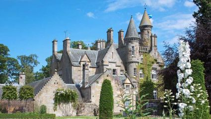 You can now get paid $7000 a week to drink coffee in a Scottish castle