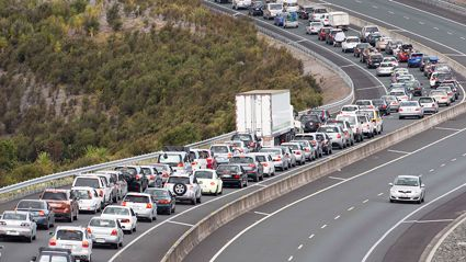 These are the worst traffic times and areas around New Zealand to avoid this summer