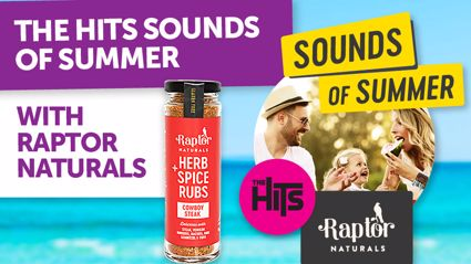 The Hits Sounds of Summer with Raptor Naturals
