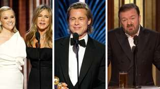 Here are all the best highlights from the 2020 Golden Globes Awards