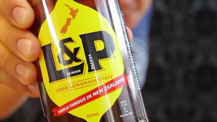 Classic Kiwi drink L&P has just announced a brand new Pineapple Lump flavour