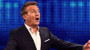 The Chase's Bradley Walsh breaks back in three places after 'hellish' fall from a bull