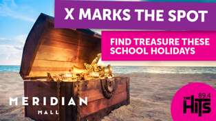 Meridian Mall's Pirate Treasure Hunt