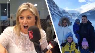 Toni Street reveals how her first white Christmas in Canada went horribly wrong