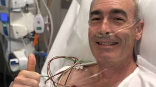 Watch Yellow Wiggle Greg Page's 'heartfelt' message after cardiac arrest, hospital release