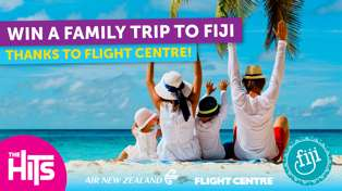 WIN a Family Trip to Fiji Thanks to Flight Centre and Tourism Fiji!