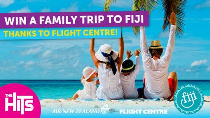 WIN a Family Trip to Fiji Thanks to Flight Centre and Tourism Fiji!