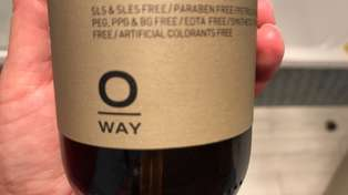 Try it Out Tuesday - Welcome to NZ OWAY Haircare
