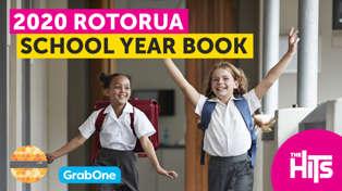 2020 Rotorua School Yearbook