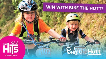 WIN A Bike with Bike the Hutt!