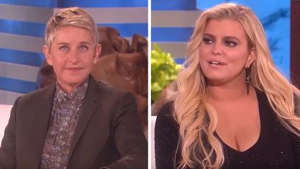 Jessica Simpson admits she was drunk during this 'painful' interview with Ellen DeGeneres