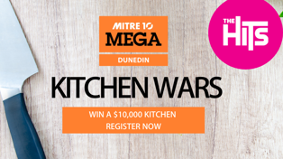 Mitre 10 MEGA Kitchen Wars Registration