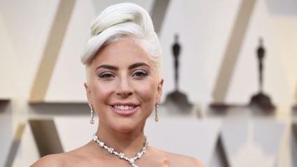 Lady Gaga shows off first sweet snap of her and her brand new man and they are so cute together