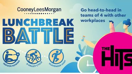 Register Your Workplace For The Lunch Break Battle!