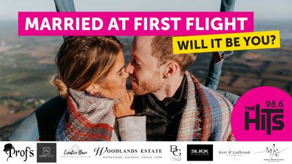 MARRIED AT FIRST FLIGHT