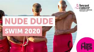 Nude Dude Swim 2020
