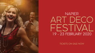 WIN A VIP EXPERIENCE AT NAPIER ART DECO 2020!