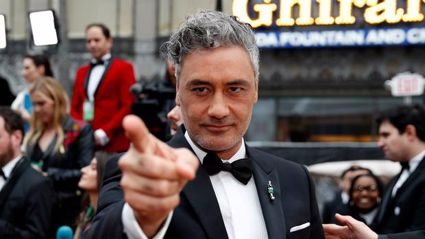 Kiwi director Taika Watiti wins Oscar for 'Jojo Rabbit' at 2020 Academy Awards