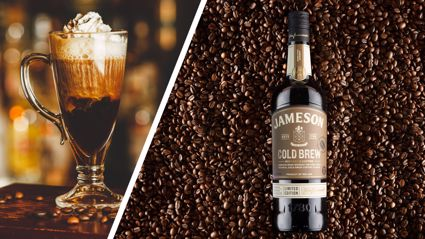 A limited-edition coffee-infused whiskey now exists and we definitely want to try some