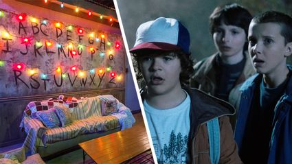 A 'Stranger Things' themed Upside Down pop-up bar is coming to New Zealand