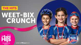 Win an entry to the Palmerston North Weet-Bix Kids Try!