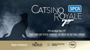 CATSINO ROYALE - SPCA Ball 2020