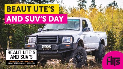 BEAUT UTE'S AND SUV'S DAY