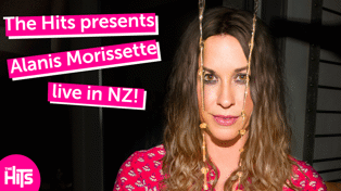 The Hits is proud to present Alanis Morissette live in New Zealand