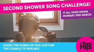 WIN a $1,000 Bathroom Voucher with Second Shower Song Challenge!