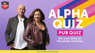 Alpha Pub Quiz