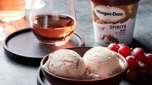 Häagen-Dazs has created rosé and whiskey infused ice cream and we so want to try it