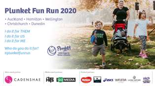 The Plunket Fun Run is Back for 2020!