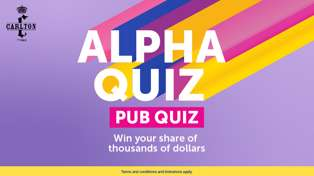 Join Dave at Carlton for an Alpha pub quiz!